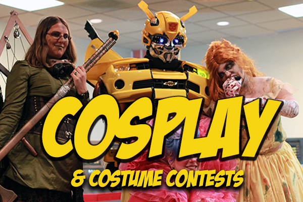 Cosplay and Costume Contests